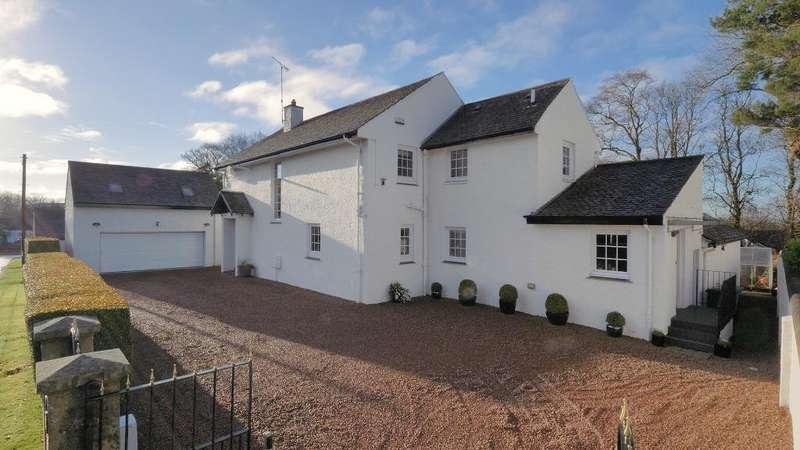 4 Bedrooms Detached House for sale in LYMEKILNS, Wellknowe Road , Thorntonhall, South Lanarkshire, G74 5AH