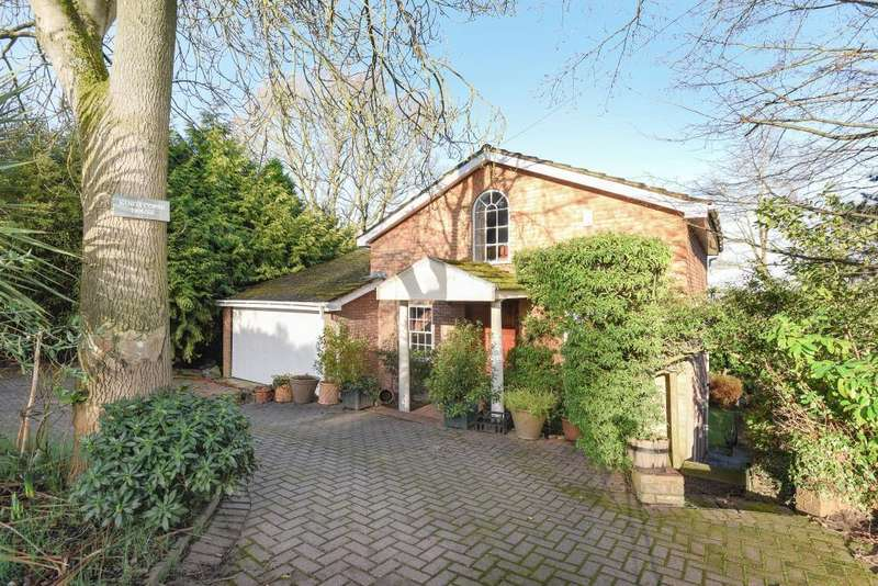 4 Bedrooms Detached House for sale in Windsor, Berkshire, SL4