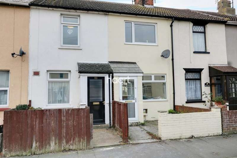 3 Bedrooms Terraced House for sale in Manor Road, Harwich