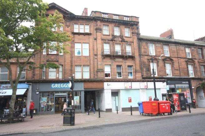 1 Bedroom Flat for sale in Flat G, 239 High Street, Ayr, South Ayrshire, KA7