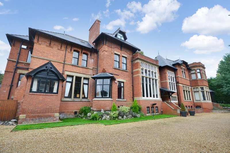 3 Bedrooms Apartment Flat for sale in Mayfair Mansions, Mersey Road, Didsbury