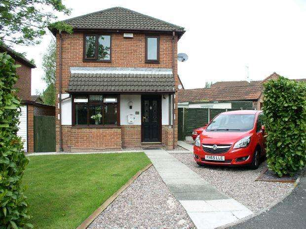 3 Bedrooms Detached House for sale in Cantley Road, Riddings