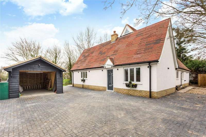 4 Bedrooms Detached House for sale in Matching Green, Essex, CM17