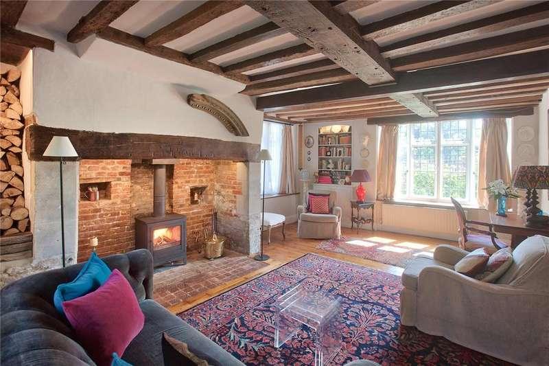 6 Bedrooms Detached House for sale in De Vaux House, St Nicholas Road, Salisbury, Wiltshire