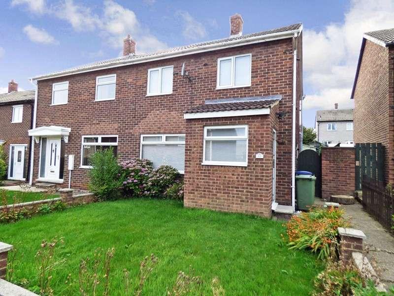 2 Bedrooms Property for sale in Hertford Place, Peterlee, Durham, SR8 2DA