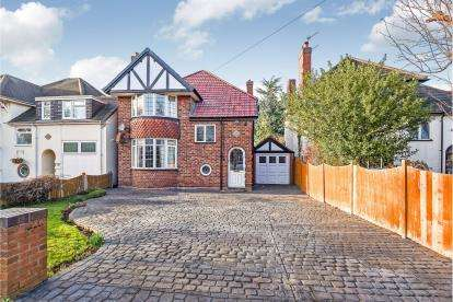 4 Bedrooms Detached House for sale in Brookhouse Road, Walsall