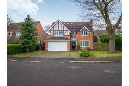5 Bedrooms Detached House for sale in Hammersmith Close, Radcliffe On Trent, Nottingham, Nottinghamshire