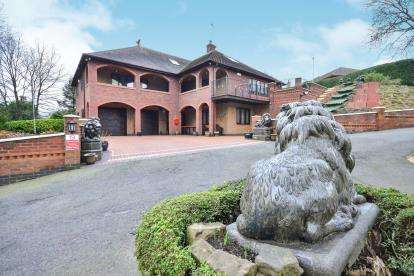 5 Bedrooms Detached House for sale in Main Rd, Ravenshead, Nottingham, Nottinghamshire