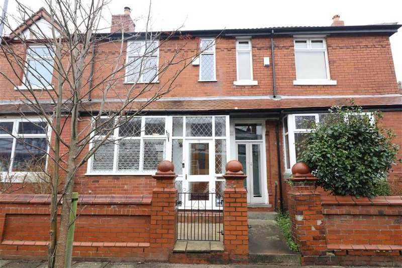 3 Bedrooms Terraced House for sale in Ansdell Avenue, Chorlton, Manchester, M21