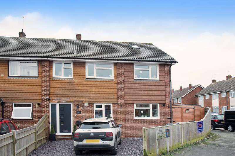 5 Bedrooms End Of Terrace House for sale in Percival Road, Eastbourne