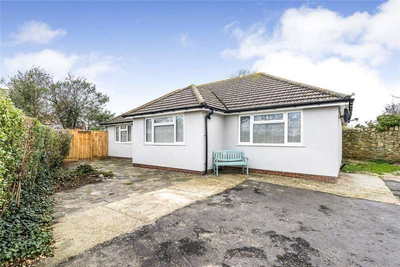 4 Bedrooms Detached Bungalow for sale in Upwey, Weymouth, Dorset