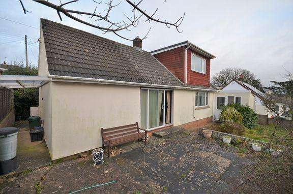 3 Bedrooms Detached Bungalow for sale in Tiverton - Broomhill