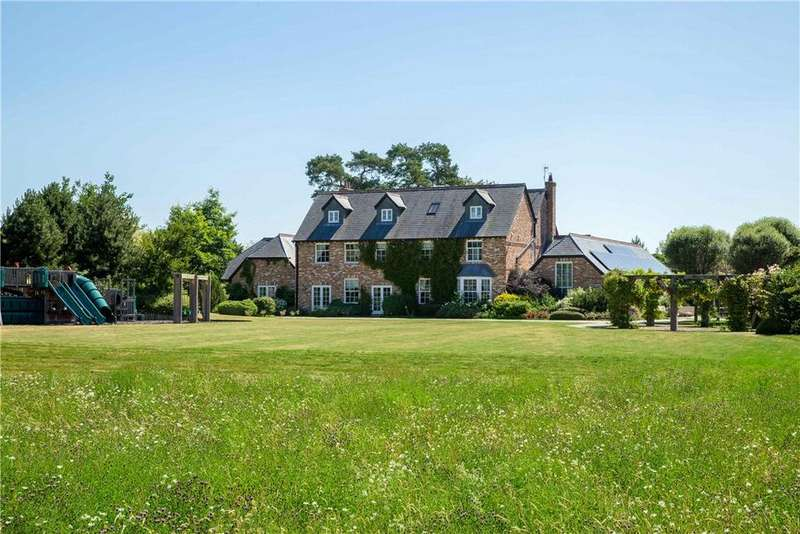 7 Bedrooms Detached House for sale in Manningford Abbots, Pewsey, Wiltshire, SN9