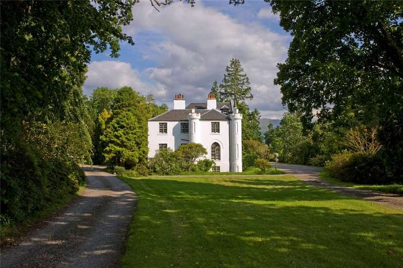 9 Bedrooms Detached House for sale in Kinlochlaich House, Appin, Argyll and Bute, PA38