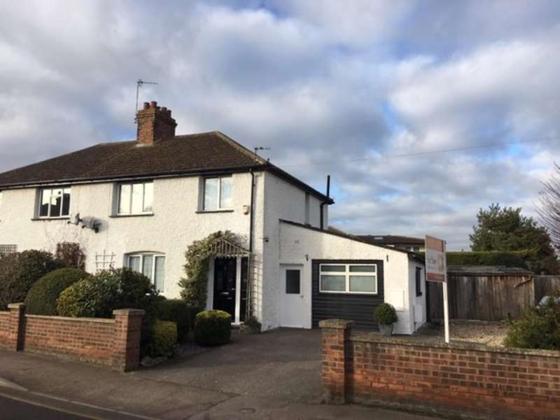 3 Bedrooms Semi Detached House for sale in House Lane, Arlesey, Beds SG15 6XU