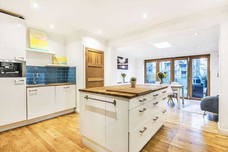 4 Bedrooms Terraced House for sale in Tree View Close, Crystal Palace