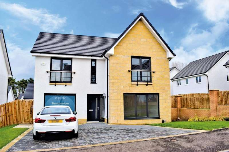 4 Bedrooms Detached House for sale in Chatelherault Mill, Ferniegair, South Lanarkshire, ML3 7UE