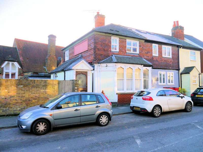 2 Bedrooms End Of Terrace House for sale in St Leonards Road, Windsor SL4