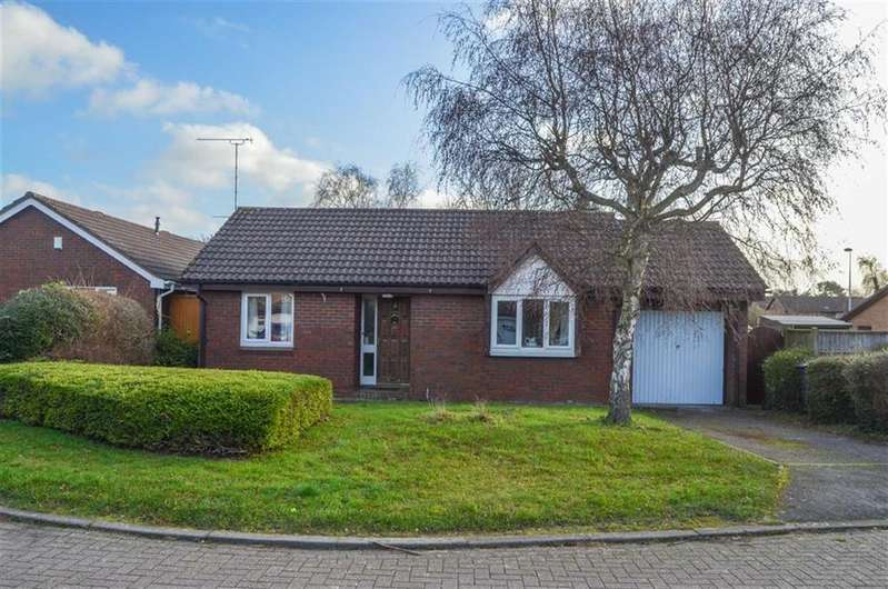 3 Bedrooms Detached Bungalow for sale in Glovers Loom, Great Boughton, Chester