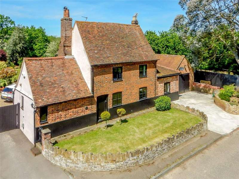 5 Bedrooms Detached House for sale in Roestock Lane, Colney Heath, St. Albans, Hertfordshire
