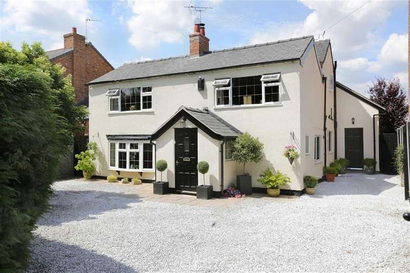 5 Bedrooms Detached House for sale in Sound Heath, Nantwich, Cheshire