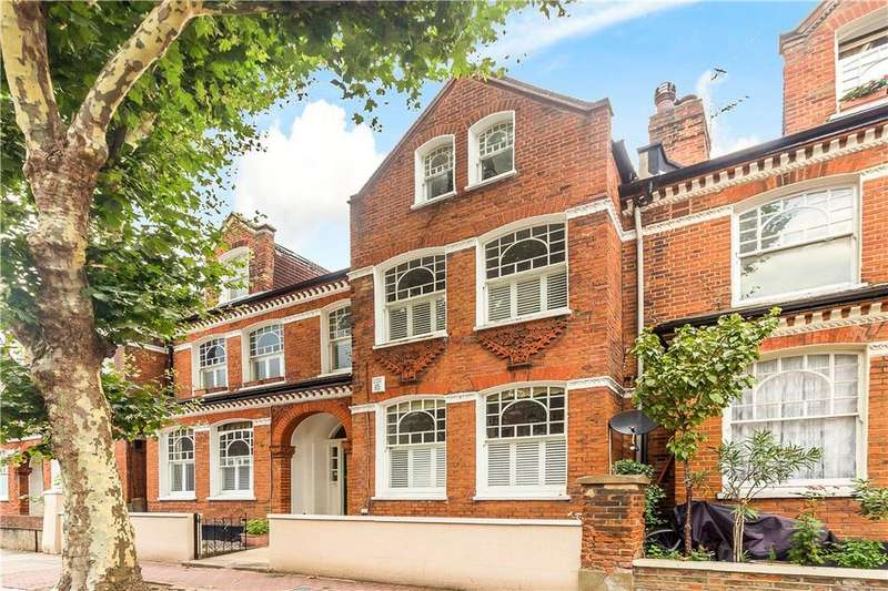 4 Bedrooms Flat for sale in Dalebury Road, London, SW17