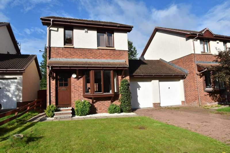 3 Bedrooms Link Detached House for sale in Kaims Brae, Livingston Village
