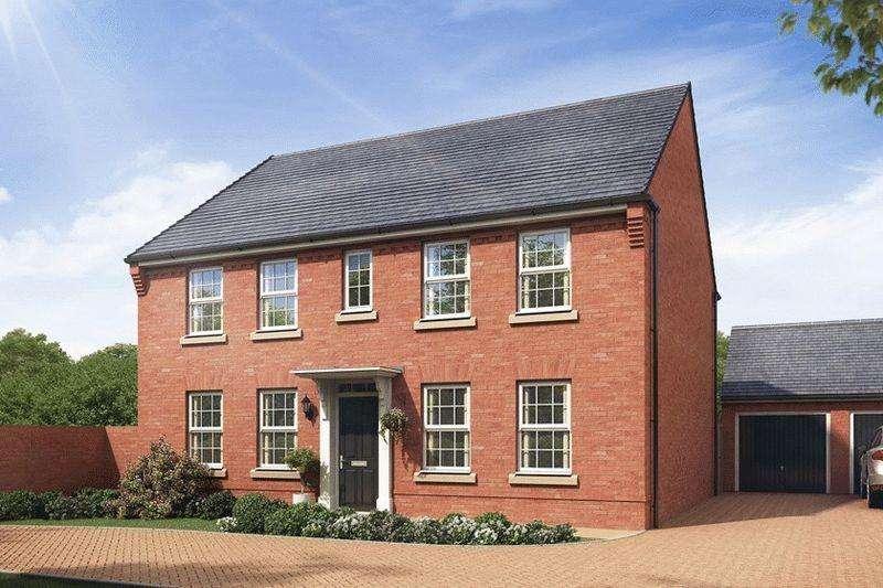 4 Bedrooms Detached House for sale in Rosewood Grange, Hunts Grove, Hardwicke, GL2 2AP