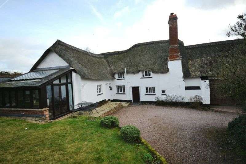 3 Bedrooms Cottage House for sale in YETTINGTON, BUDLEIGH SALTERTON