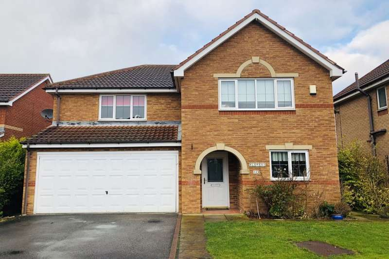 5 Bedrooms Detached House for sale in Wheldrake Close, Guisborough, TS14