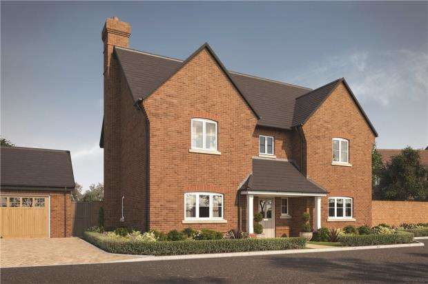 4 Bedrooms Detached House for sale in Woodhurst Park, Warfield, Berkshire