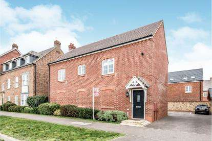 2 Bedrooms Detached House for sale in Wilkinson Road, Kempston, Bedford, Bedfordshire