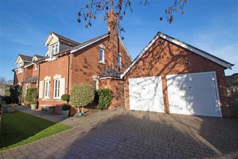 5 Bedrooms Detached House for sale in Church Green, KINGSLAND, Kingsland, Herefordshire
