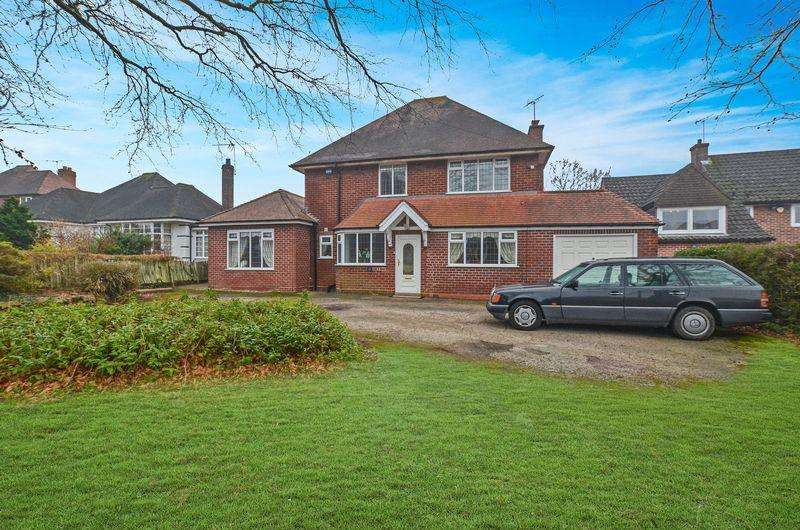 4 Bedrooms Detached House for sale in Manor Lane, Halesowen