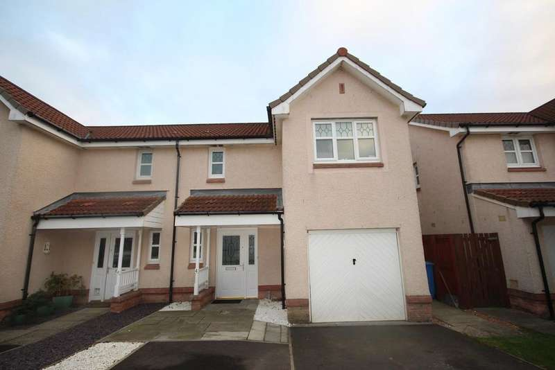 3 Bedrooms Semi-detached Villa House for sale in Mcintosh Park, Kirkcaldy, Fife, KY2