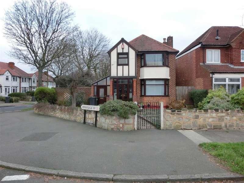 3 Bedrooms Detached House for sale in Herondale Road, Sheldon, Birmingham