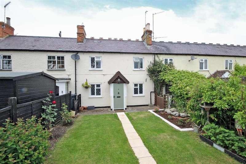 2 Bedrooms Terraced House for sale in Brook Lane, Harrold, Bedford
