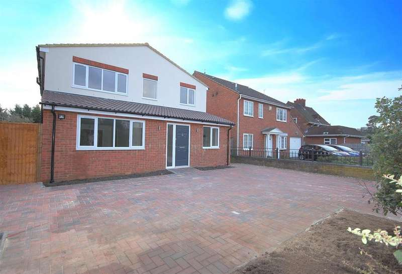 4 Bedrooms Detached House for sale in Cranborne Road, Hatfield