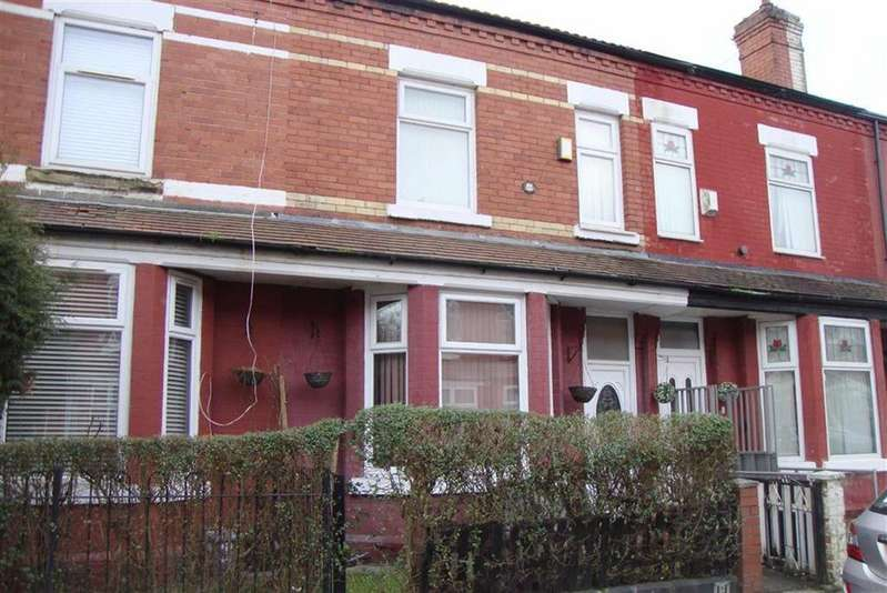 3 Bedrooms Terraced House for sale in Reynell Road, Longsight, Manchester
