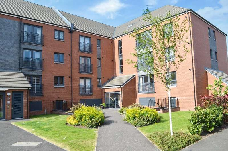 3 Bedrooms Flat for sale in Craigend Circus, Anniesland