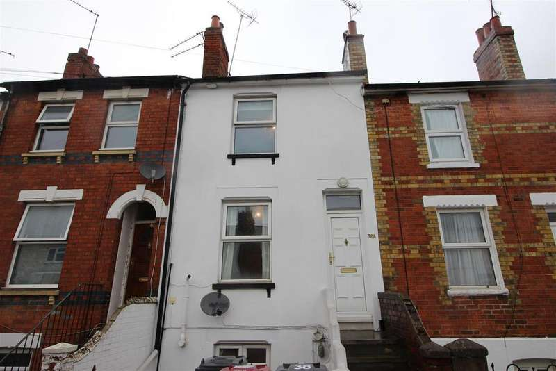 2 Bedrooms Maisonette Flat for sale in William Street, Reading