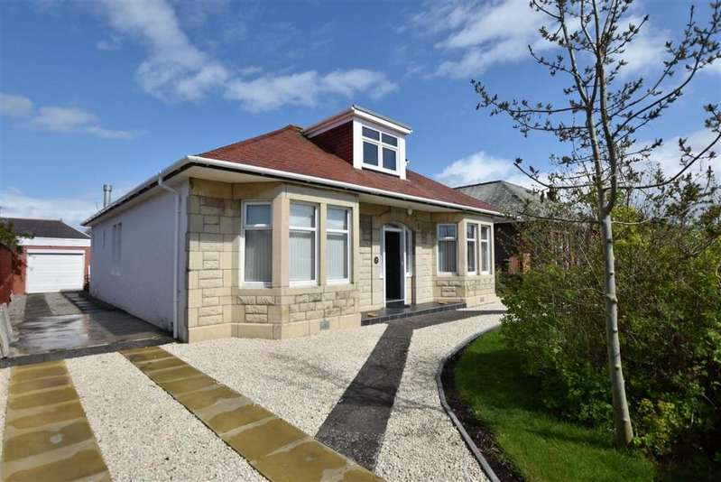 4 Bedrooms Detached Bungalow for sale in 39 Ewenfield Avenue, Ayr, KA7 2QL