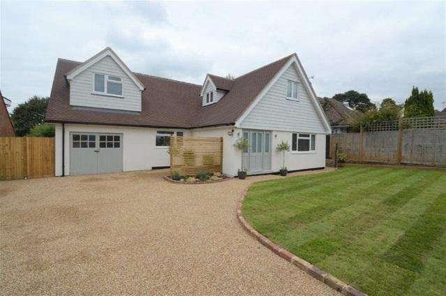 4 Bedrooms Detached House for sale in Tunbridge Wells