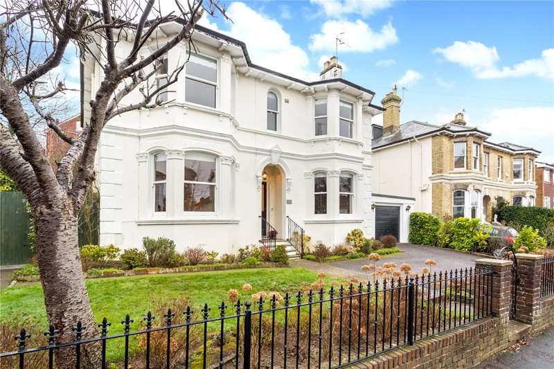 4 Bedrooms Detached House for sale in Upper Grosvenor Road, Tunbridge Wells, Kent, TN1
