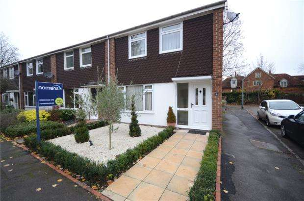 3 Bedrooms End Of Terrace House for sale in Ray Mead Court, Boulters Lane, Maidenhead