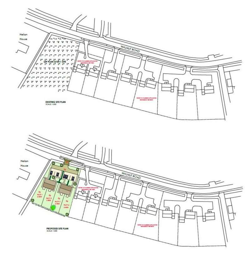Land Commercial for sale in Walnut Road, Walpole St Peter