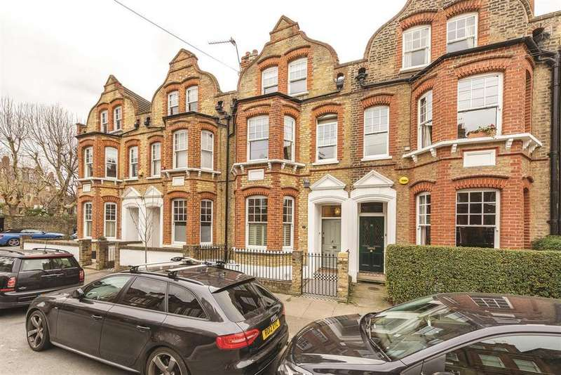 4 Bedrooms Terraced House for sale in Ruvigny Gardens, SW15