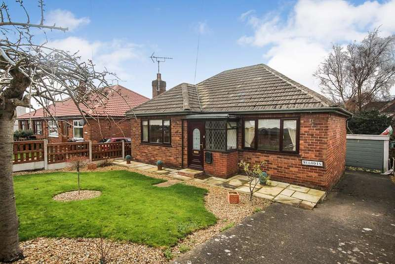2 Bedrooms Detached Bungalow for sale in Nant Mawr Road, Buckley, Buckley, CH7