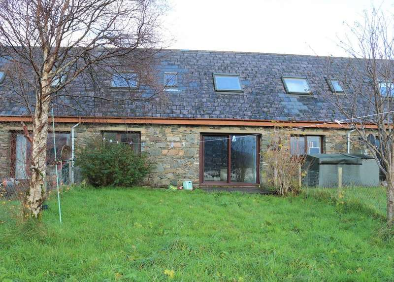 2 Bedrooms Terraced House for sale in 2 The Stables, Reraig, Balmacara