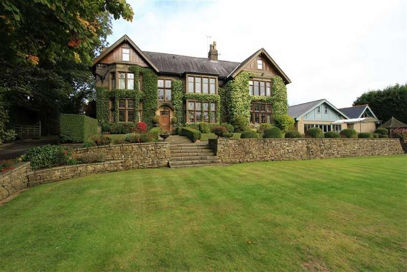 7 Bedrooms Detached House for sale in Mayroyd, Norden Road, Bamford, Rochdale, OL11